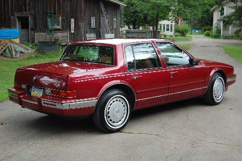 1988 Cadillac STS Concept Car