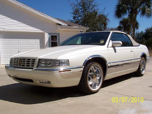 Motors For Sale >> 1996 Cadillac Eldorado For Sale