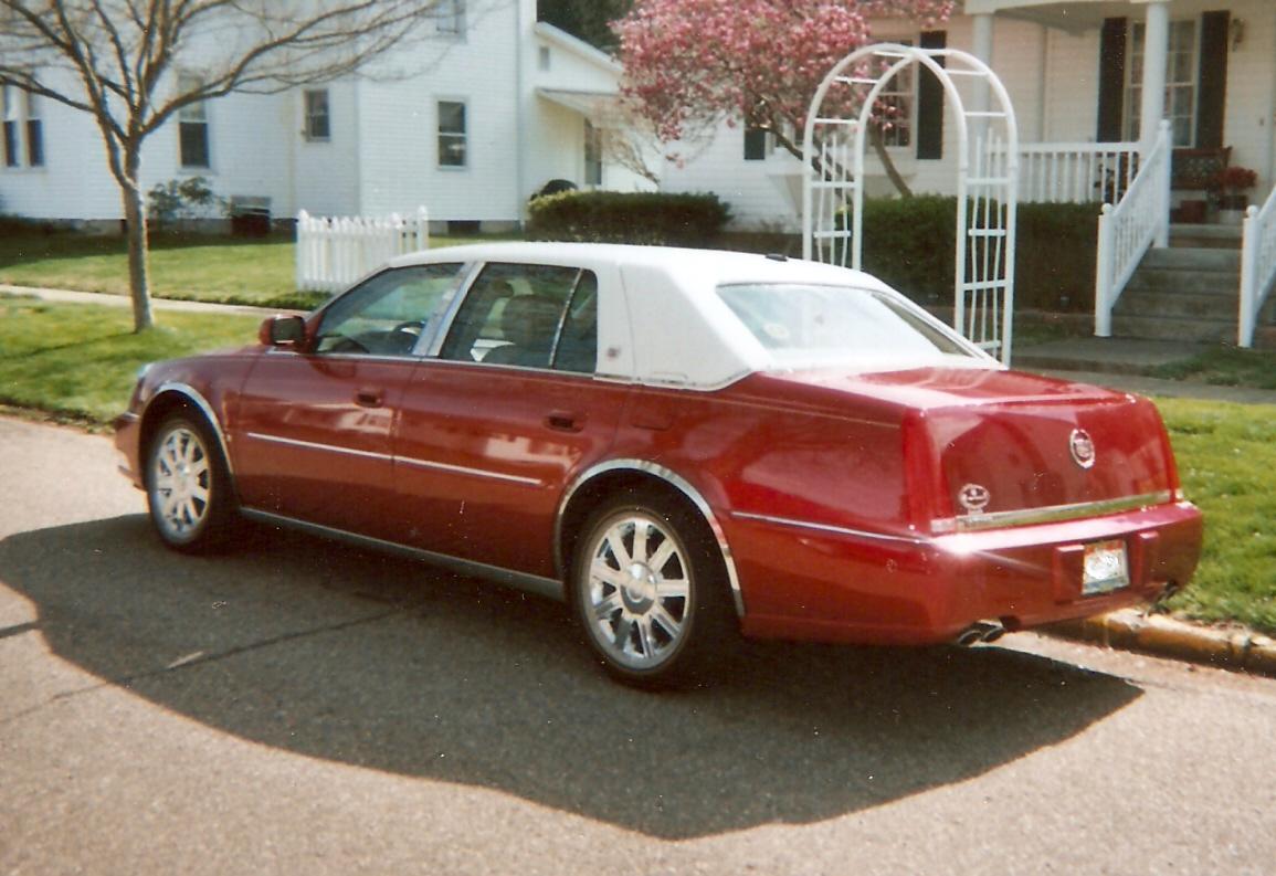Cadillac 2006 cadillac deville : 2006 Cadillac DTS